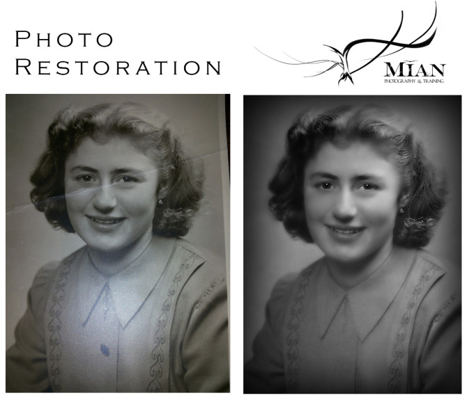 Old Photos – Restoration