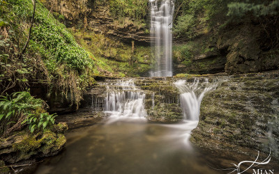 Glencar Waterfall Leitrim Ireland