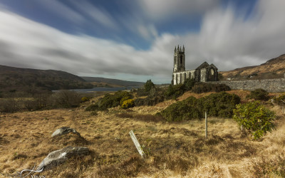 Dunlewey Church of Ireland Donegal Poisoned Glen