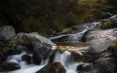 The Donard Ice House on the Glen River, Mourne Mountains, Co. Down