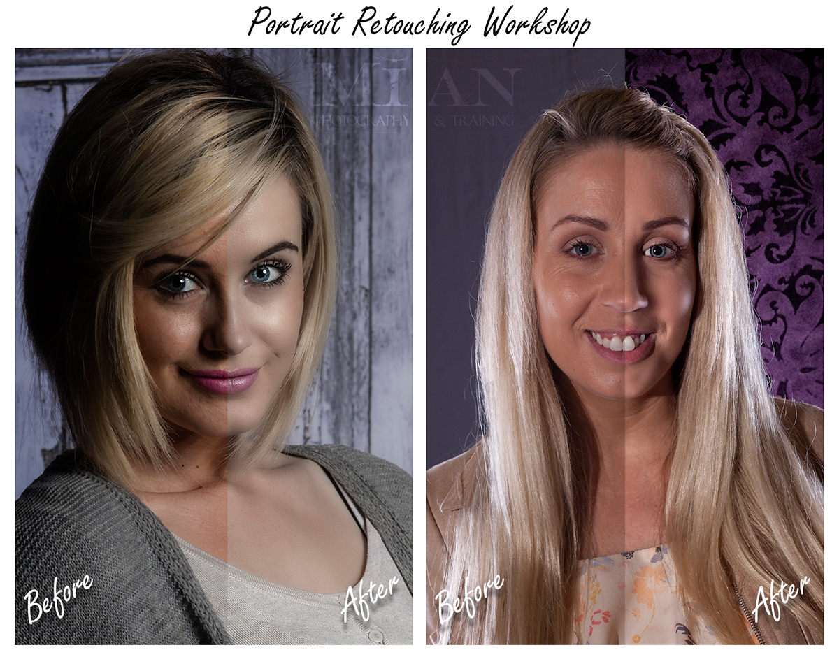 Portrait Retouching Workshop